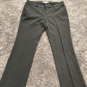 Old Navy Harper dress pants -gray- size 12